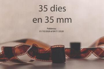 """Fotos de l'experiment """"35 dies en 35 mm"""""""