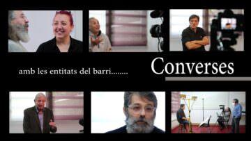 Converses amb 18 entitats del barri del Poblenou