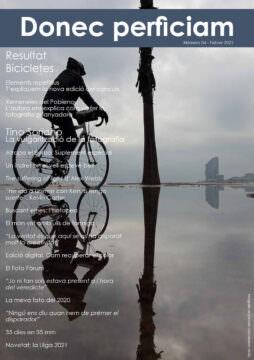 El número 4 de la revista Donec perficiam