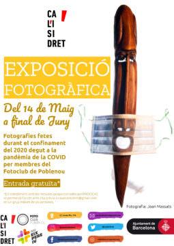 Exposició FOTOGRAFIA DE CONFINAMENT