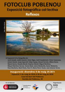 Fotos de l'exposició REFLEXOS