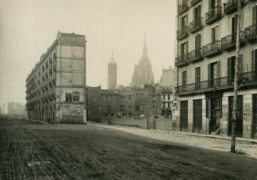 La ciutat dels passatges. Abans de la Via Laietana